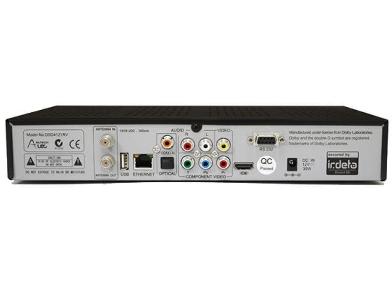 Strong SRT 4922B+ High Definition Satellite Receiver