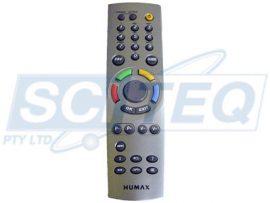 RCU for Humax IR-ACE series