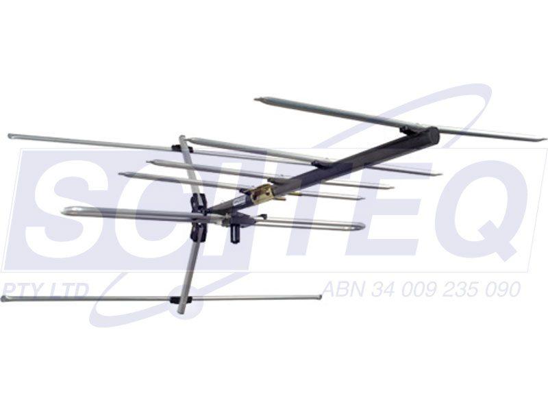 Digitek DV307 VHF 7 element TV antenna aerial