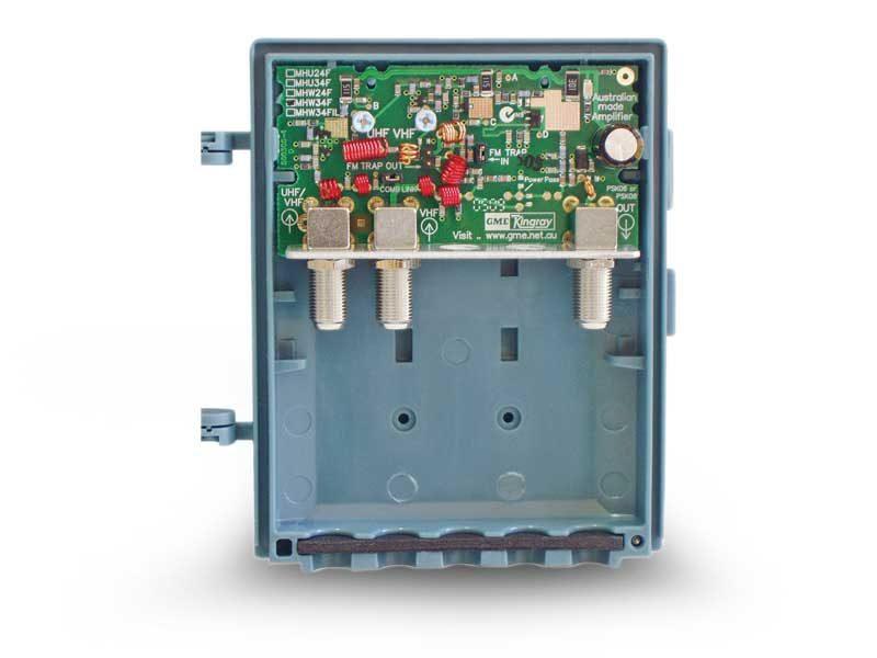 Kingray MHU35F 35dB UHF Masthead TV Amplifier