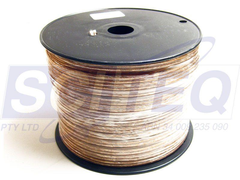 Speaker Cable Heavy Duty 100m roll