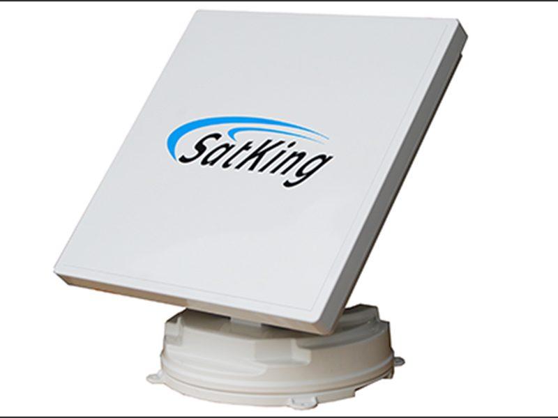Satking Pro Max Fully Automatic Motorised Satellite Dish