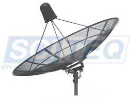 Dynasat 3.7m EX12 satellite dish