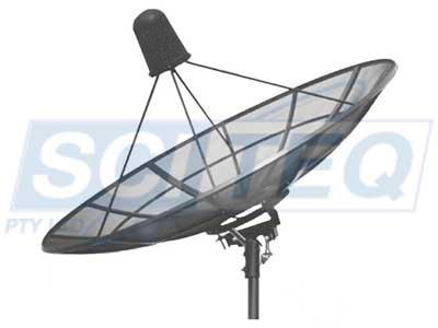 dynasat 3m sm10 satellite dish sciteq perth wa