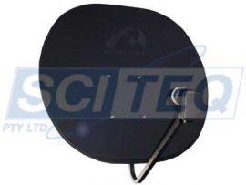Azure Shine 80cm satellite dish LOOSE