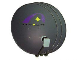 Azure Shine 65cm Satellite Dish 3 pack