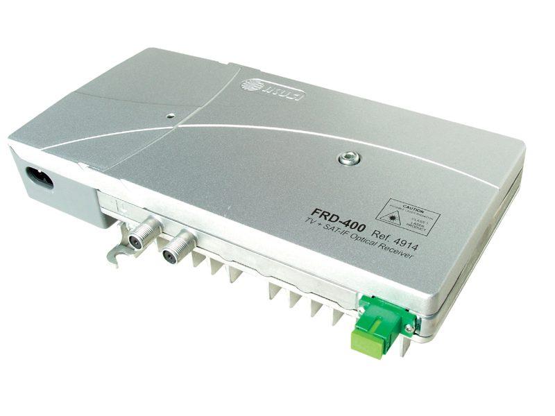 Ikusi FRD-400 Optical receiver 47-2150MHz 119dBuV