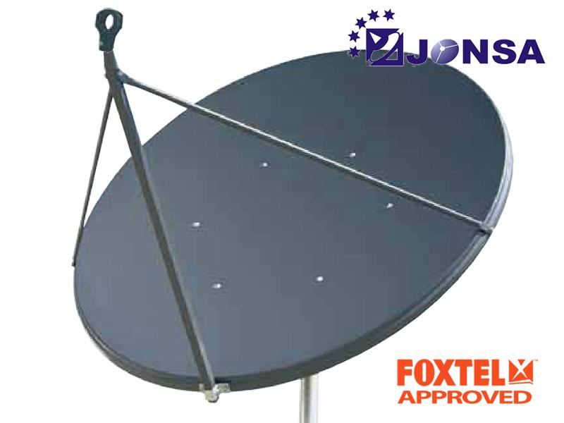 jonsa 120cm satellite dish sciteq perth wa