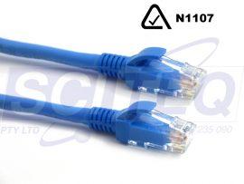 LAN Patch Cable 5m blue