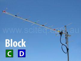 Fracarro 10F3546 UHF TV Aerial