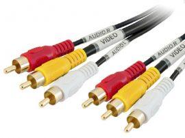 Pro2 LV1115 10m AV Cable