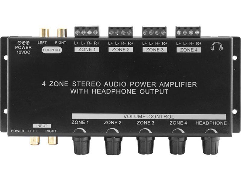 Pro2 Pro1300 4 Zone Stereo Amplifier