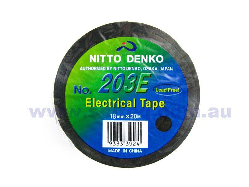 Nitto 203E Electrical Tape