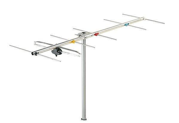 Fracarro 6E512_F Band 3 VHF 6 element Aerial
