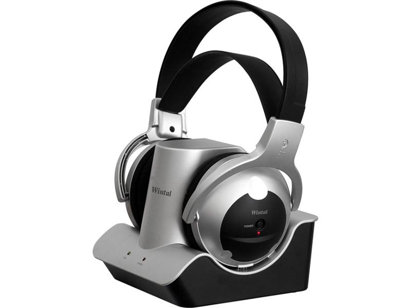 Shop Wintal RF900 900MHz Wireless Headphones