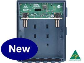 Kingray MDA15U 15dB UHF Low Noise Mast Head Amplifier