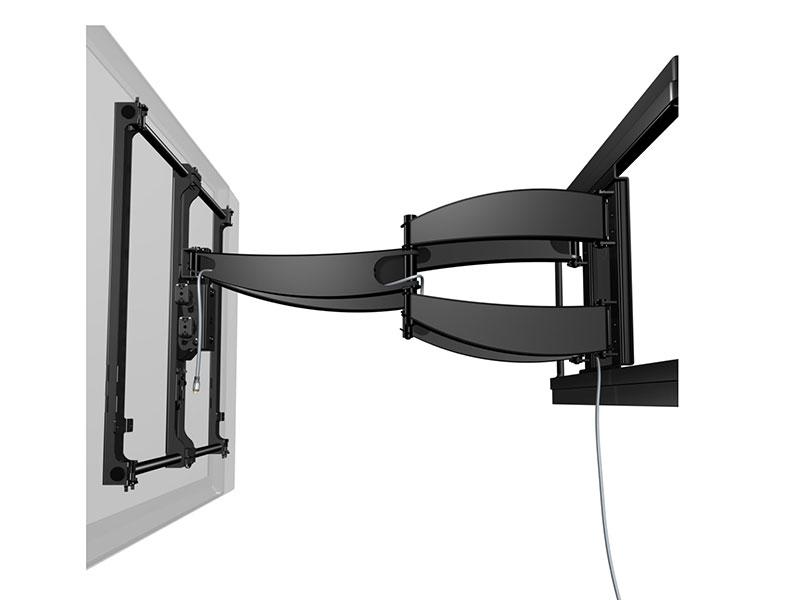 sanus vlf628 full motion tv mount for 46 90 68kg sciteq perth wa. Black Bedroom Furniture Sets. Home Design Ideas