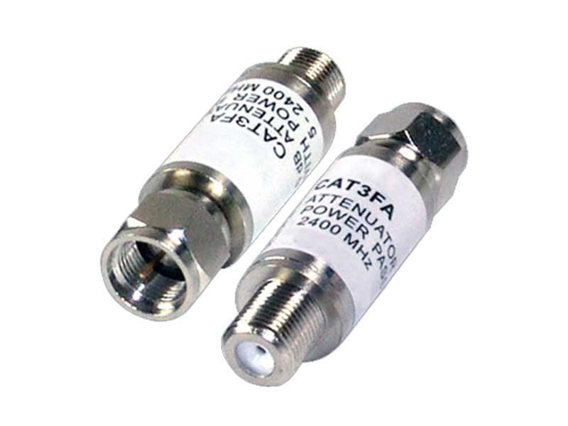 Jonsa CAT3FA 3dB Power Passing Attenuator 5-2400MHz
