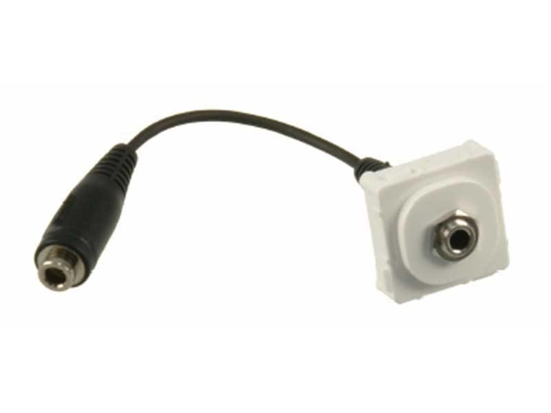 3.5mm audio plug insert