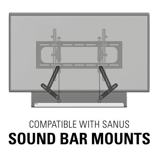 Sanus Vlt6 Advanced Tilting Tv Mount For 46 To 90 Inch Tvs